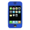 iPhone 3GS Silicon Case Blue