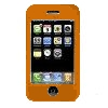 iPhone 3GS Silicon Case Orange