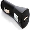 iPhone 3GS USB Car Charger Black